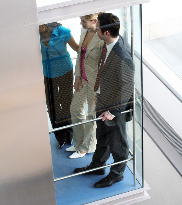 Your Confident Elevator Pitch