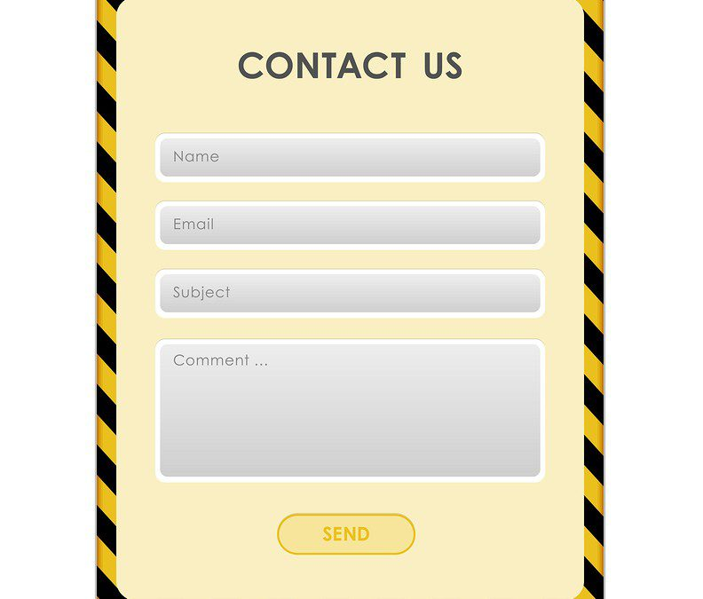Make Your Contact Form a Success