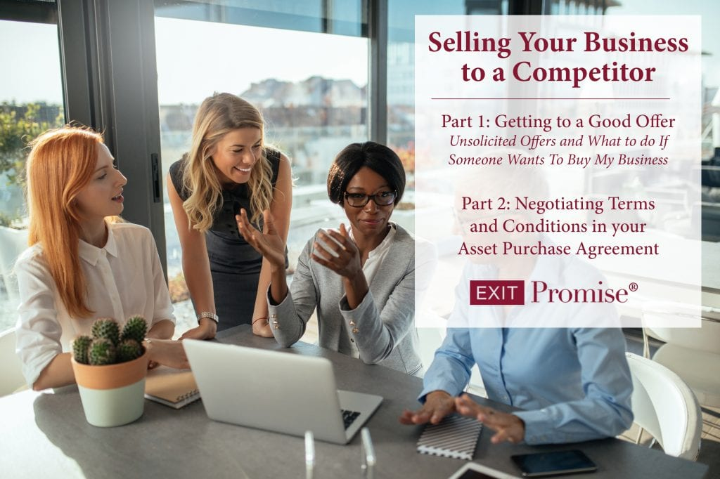 Selling Your Business to a Competitor