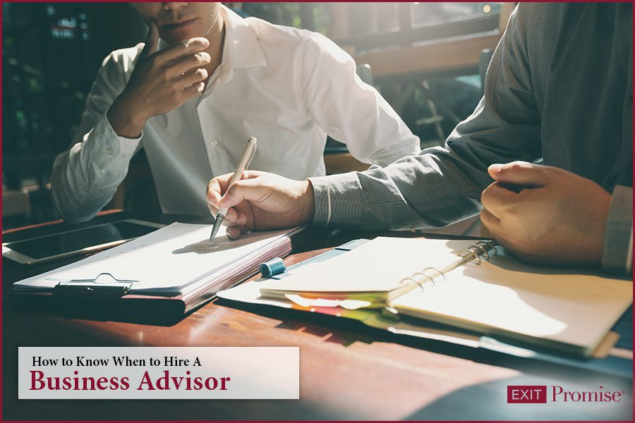 When to Hire a Business Advisor