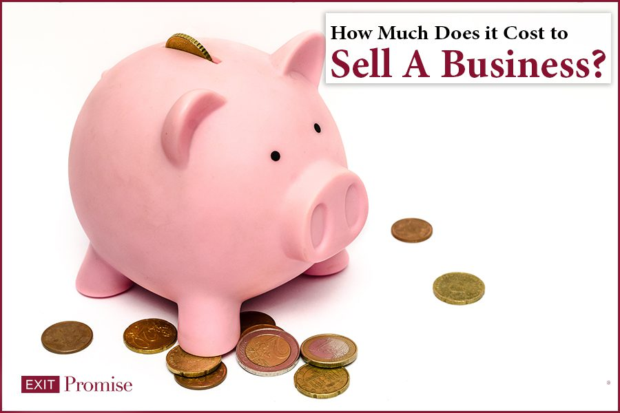 How much does it cost to sell a business