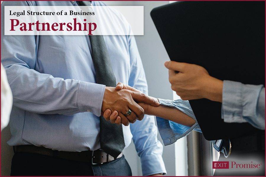 Legal Structure of a Business - Partnership
