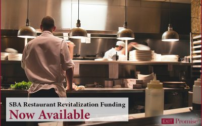 SBA Restaurant Revitalization Funding is Now Available